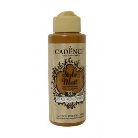 9057 Açık Tarçın / Cinnamon Cadence Style Matt Akrilik Boya 120ml