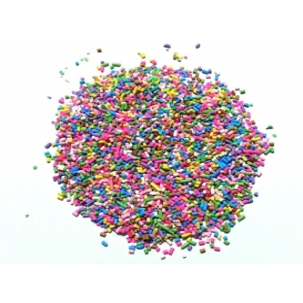 Renkli Şeker Parçacıkları 25 gr Sahte Krema Süsü