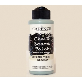 Cadence 2620 Buz Yeşili Chalkboard Paint Karatahta Boyası 120 ml