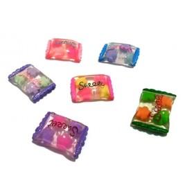 6'lı Şekerleme Paketi Süs Karışık Paket