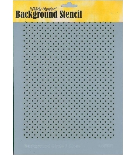Background Stencil A4 -5001