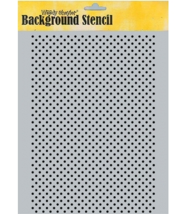 Background Stencil A4-5002
