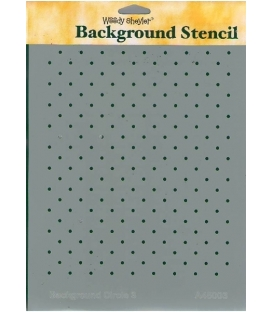 Background Stencil A4-5003