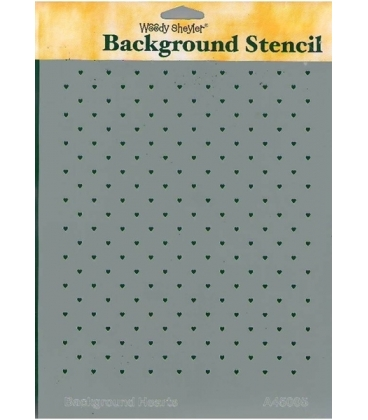 Background Stencil A4-5005