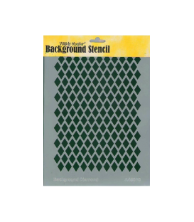 Background Stencil A4-5010