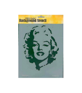 Background Stencil A4-5014