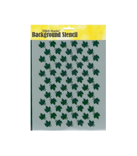 Background Stencil A4-5017
