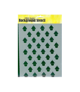 Background Stencil A4-5021