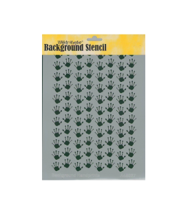 Background Stencil A4-5027