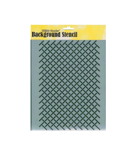 Background Stencil A4-5036