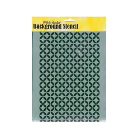 Background Stencil A4-5037