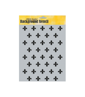 Background Stencil A4-5040