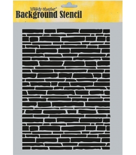 Background Stencil A4-5044