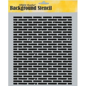 Background Stencil A4-5058