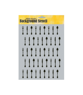 Background Stencil A4-5060