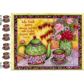 Ms Craft Dekupaj 35x50 LSD 169