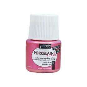 Pebeo Porcelaine 150 Fırınlanabilir (Metalik) 107 Shimmer Pink