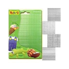 Makin's Clay Texture Sheets Doku Kalıpları 4'lü Set B