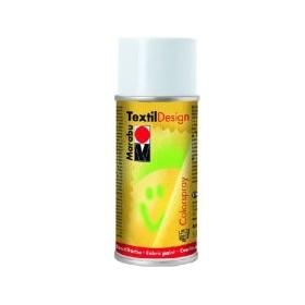 Marabu Textil Design Akrilik Bazlı Sprey Kumaş Boyası 150 ml. BEYAZ