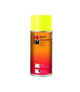 Marabu Do-it Akrilik Sprey Boya 150 ml. LİMON SARI