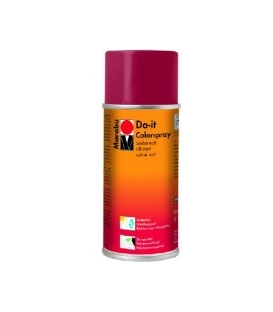 Marabu Do-it Akrilik Sprey Boya 150 ml. BORDO