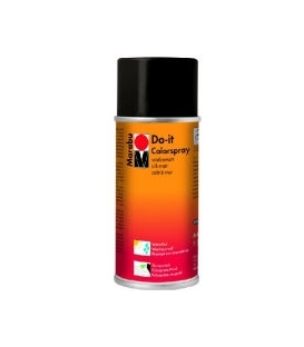 Marabu Do-it Akrilik Sprey Boya 150 ml. SİYAH