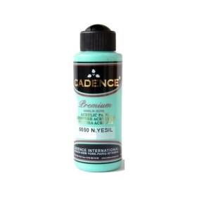 5050 N. Yeşil Cadence Akrilik Boya 120 ml