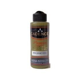 8010 Ceviz Yeşili Cadence Akrilik Boya 120 ml