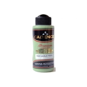 8028 Çağla Yeşili Cadence Akrilik Boya 120 ml