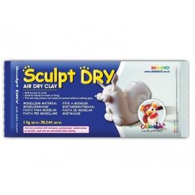 Mungyo Sculpt Dry Seramik Hamuru Beyaz 1kg