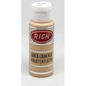 Rich Quick Crackle 55 Beyaz (Kolay Çatlatma) 70 ml