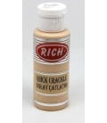 Rich Quick Crackle 55 Ten Rengi (Kolay Çatlatma) 70 ml