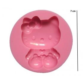 Silikon Kalıp Hello Kitty Küçük L-13