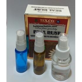 Texco (Real Rust) Gerçek Bakır ve Demir Pası Efekt Kiti