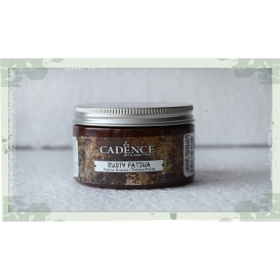 Cadence RP01 Kahverengi Rusty Patina/Patine Boyası 150ml