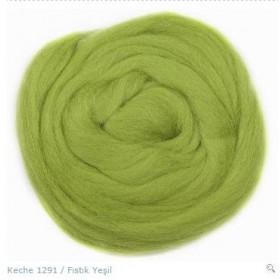 Nako Keçe Yünü 1291  Fıstık Yeşil