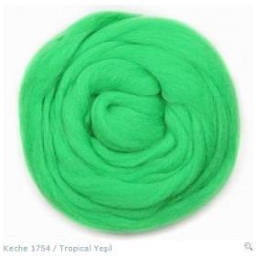 Nako Keçe Yünü 1754  Tropical Yeşil